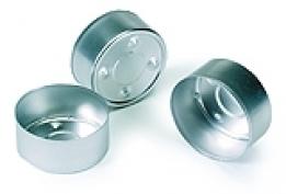 Afbeeldingsresultaat voor theelicht aluminium