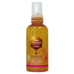 Bee Honest Bodyoil Rozen 100 ml