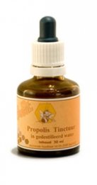 Propolis in gedestileerd water 30 ml
